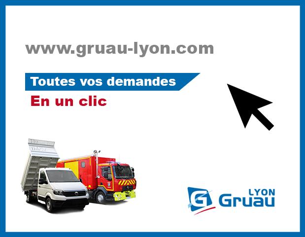 Actualité Gruau Lyon 1