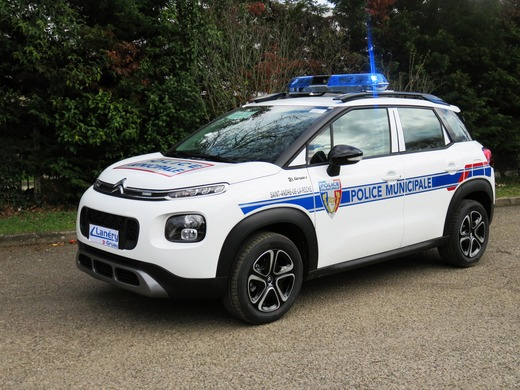 Véhicules Police Municipale