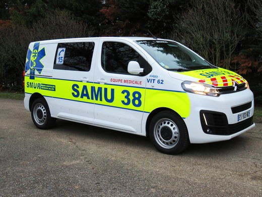 SAMU 38