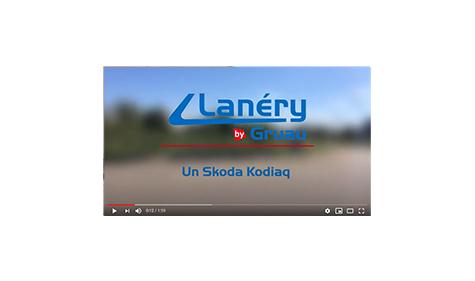 Skoda Kodiaq Smur Lanéry