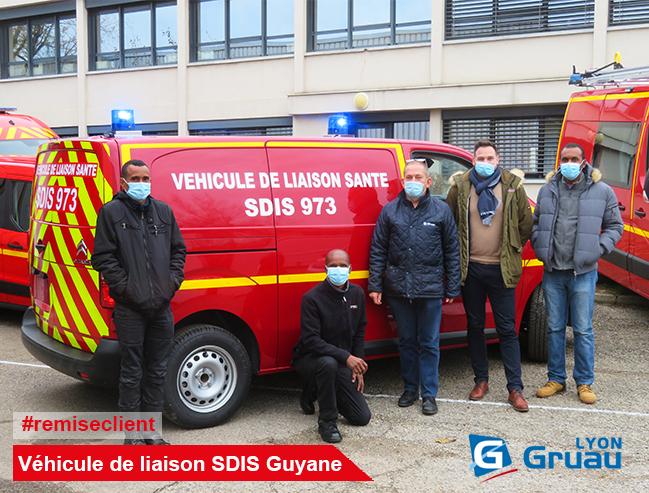 Services de santé Guyane