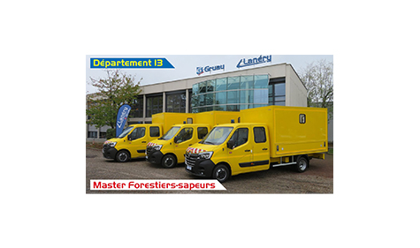 Master Forestiers Sapeurs